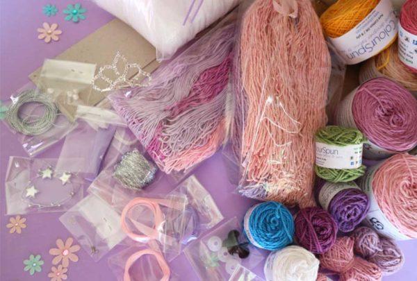 Penny yarn kits limited